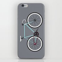 Classic Road Bike iPhone & iPod Skin