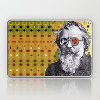 Brahms in Reel to Reel Glasses Laptop & iPad Skin