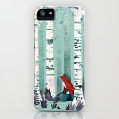 The Birches iPhone (5, 5s) Slim Case