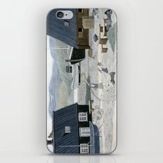 North Fishing Village iPhone & iPod Skin