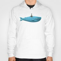 Whale Rider  Hoody
