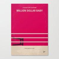 No613 My Million Dollar … Canvas Print