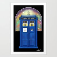 The Sexiest Ship In The … Art Print