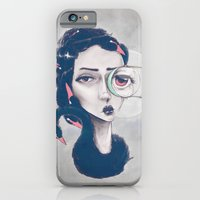 Rare Royal through the looking glass iPhone 6 Slim Case
