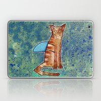 I Is A Shark Laptop & iPad Skin