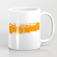 Orange photo Mug