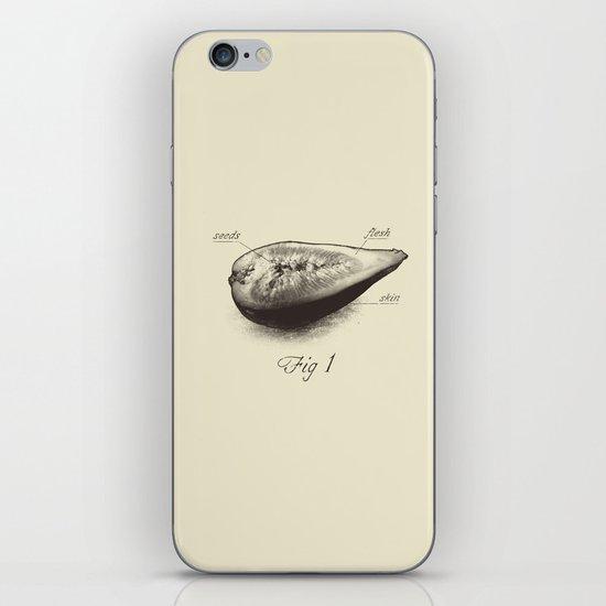 Fig 1 iPhone & iPod Skin