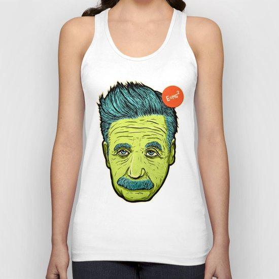 Science 4ever Unisex Tank Top