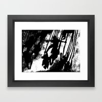 Adrenaline Framed Art Print