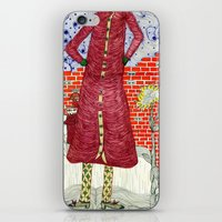 La madre iPhone & iPod Skin