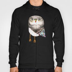 Owl by Ashley Percival Hoody