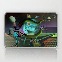 Dream Arcade Laptop & iPad Skin