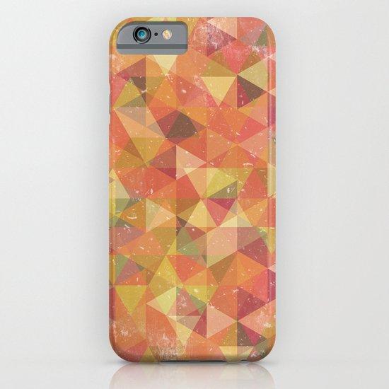 Triangle Pattern III iPhone & iPod Case