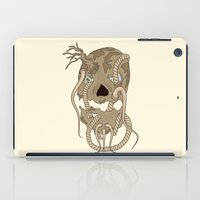 Dead Living By Tree iPad Case