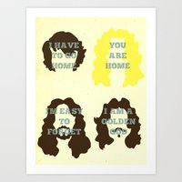 Almost Famous Art Print