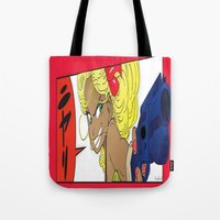 Launch Tote Bag