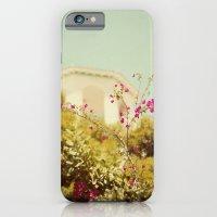 iPhone & iPod Case featuring Bougainvillea #2 by Alicia Bock
