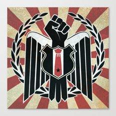 the new revolution Canvas Print