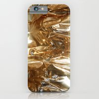 iPhone & iPod Case featuring foil1 by Lou Gibbs