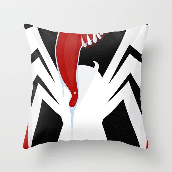 Eew Throw Pillow