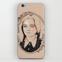 Wednesday iPhone & iPod Skin
