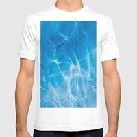 FLOTTE Mens Fitted Tee White SMALL
