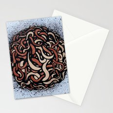 Collective Consciousness Dissection 4 Stationery Cards