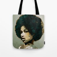 I am not your baby Tote Bag