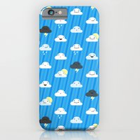 iPhone & iPod Case featuring Forecast Feelings by Christopher