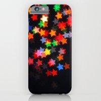 Rainbow Stars iPhone 6 Slim Case