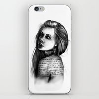 Periphery // Illustratio… iPhone & iPod Skin