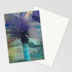 TheDesert blue -By Sherri Of Palm Springs Stationery Cards