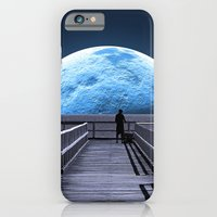 iPhone & iPod Case featuring Once in a blue moon by Donuts