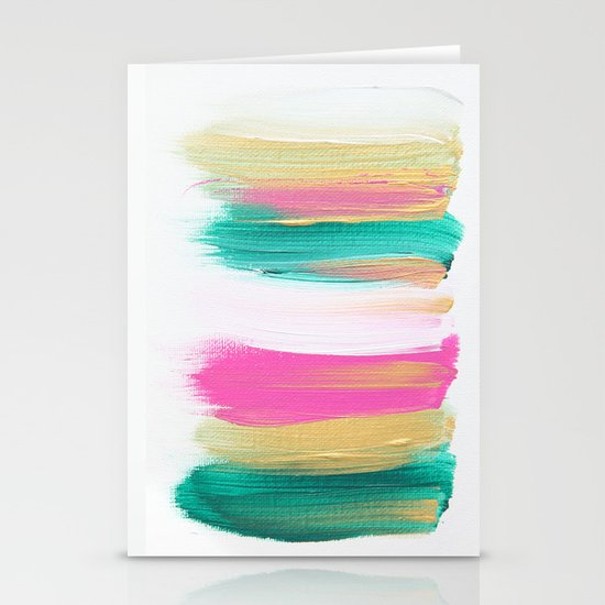 Colors 223 Stationery Card