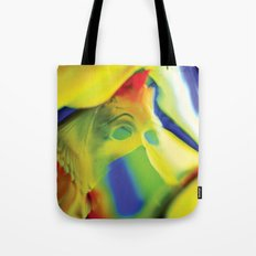 Manifestation in Yellow Tote Bag