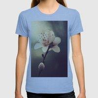 Loreak Womens Fitted Tee Athletic Blue SMALL