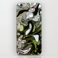 Out In The Woods iPhone & iPod Skin