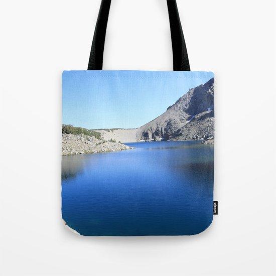 Anna Lake Tote Bag