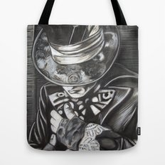 THE MAD HATTER II Tote Bag