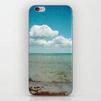passersby iPhone & iPod Skin
