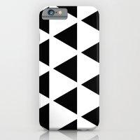 Sleyer Black On White Pa… iPhone 6 Slim Case