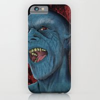 iPhone & iPod Case featuring Hello Vampire by Art Edel