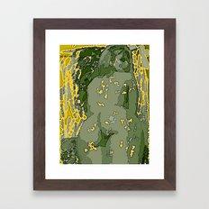 Desnudo Framed Art Print