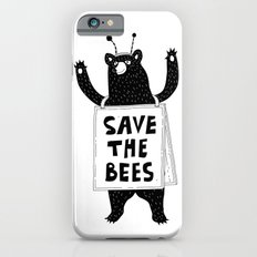 SAVE THE BEES iPhone 6s Slim Case