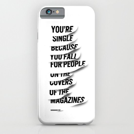 Single iPhone & iPod Case
