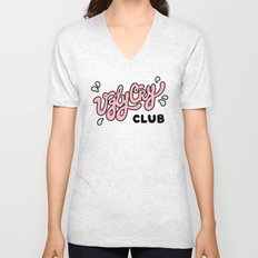 Ugly Cry Club Unisex V-Neck