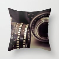 Photography / Fotografie Throw Pillow