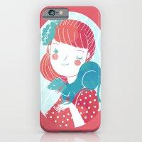It's a Ferret iPhone 6 Slim Case
