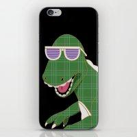 dynomite iPhone & iPod Skin