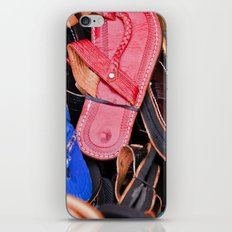 Flip-Flops iPhone & iPod Skin